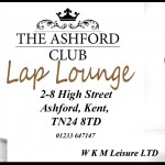 Ashford Club Lap Lounge